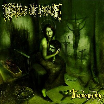 Thornography - CRADLE OF FILTH [2x LP]