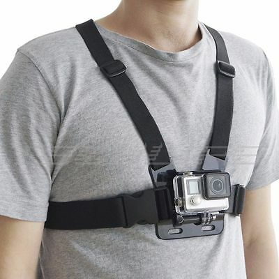 Chest Strap Mount Harness Accessories for Gopro SJCAM SJ4000 Action Camera