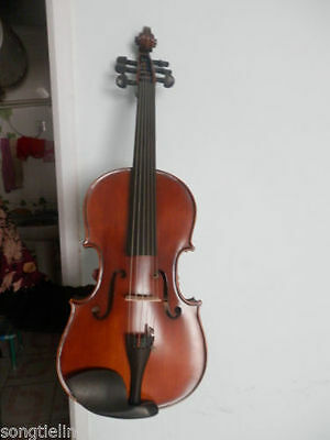 New 6 strings electric & acoustic viola 15""