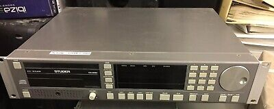 Player Cd Studer D731  Studio / Broadcast ...the Best .....