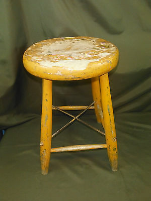 Antique WWII Stool (Stool #2)