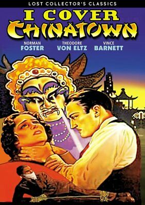 I Cover Chinatown NEW DVD