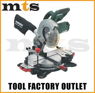 METABO KS216 M 216mm 1350W LASER CROSSCUT MITRE SAW