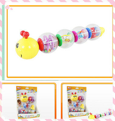 Cute Kids Children Magnetic Caterpillar Educational Toy Baby Gift For 6 Months +