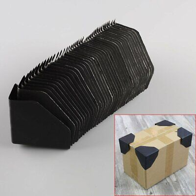 """40 pcs plastic packing corner protector shipping edge cover 3"""""""