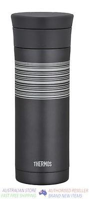 Thermos Stainless Steel Vacuum Insulated 480ml Tumbler - Black AUTHENTIC BNWT