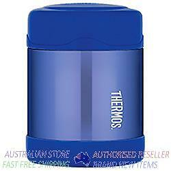 Thermos Funtainer Food Jar 290ml Blue AUTHENTIC BNWT Fast Shipping