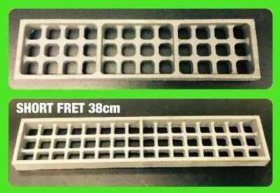 4 x Archway,fret,iron cast,charcoal grill,base,lavarock,stone,replacement (38cm)