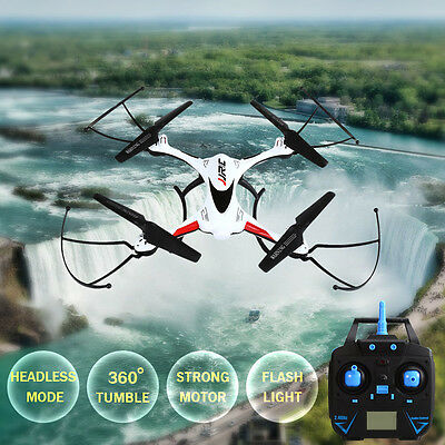 JJRC H31 Waterproof 2.4G 4CH 6-Axis Gyro Headless Mode RC Quadcopter Drone White