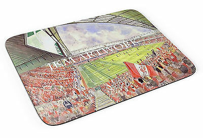 Anfield Stadium Art(2) Mouse Mat - Liverpool FC