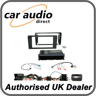 Connects2 CTKAU10 Audi A3 2004> 2012 Single Double Din Radio Installation Kit