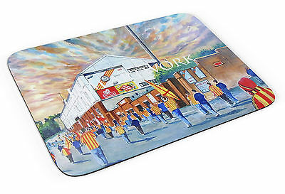 Firhill Stadium Art Mouse Mat  - Patick Thistle FC