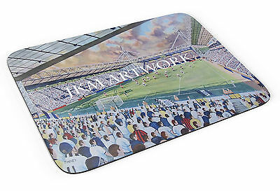 Deepdale Stadium Art Mouse Mat - Preston North End FC