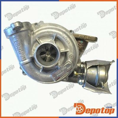 Turbo Charger FORD FOCUS 2 1.6 TDCI 90 110 cv 753420