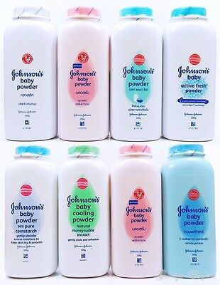 200G. Johnson's Body Powder Gentle Triple Baby Protection Mildness Smooth Skin
