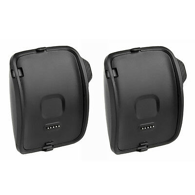 2X Charging Dock Charger Cradle For Samsung Galaxy Gear S Smart Watch SM-R750