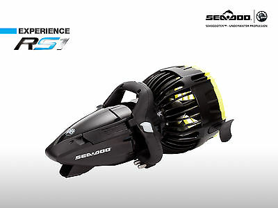Seadoo Seascooter RS1 - with GoPro mount - brand new - authorised dealer