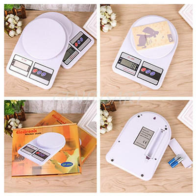 10kg/1g Digital Electronic Kitchen Postal Scales Postage Parcel Weighing Weight