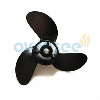 Outboard Motor Propeller 7.8x8 For 4/5/9.9/15/18HP Tohatsu Nissan Mercury Engine