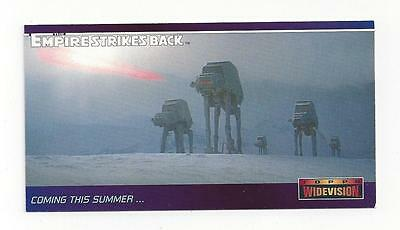 Star Wars - Empire Strikes Back (ESB) - Promo Card #P2 - 1995 TOPPS WV - NM