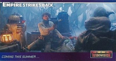 Star Wars - Empire Strikes Back (ESB) - Promo Card #P3 - 1995 TOPPS WV - NM