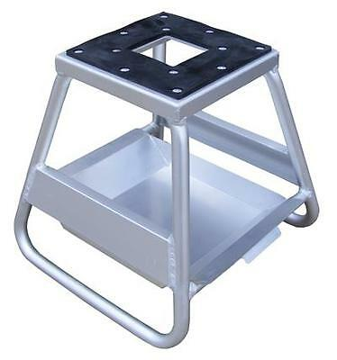 MotoX Motocross Motorcycle ALLOY Bike Stand with removeable Oil Tray. Top spec!