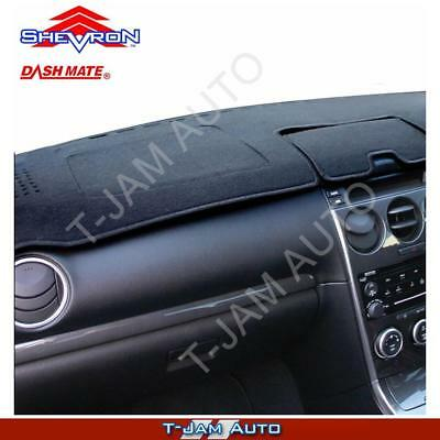 Mazda 3 BK 2003- 2009 Shevron Dash Mat Black NEW
