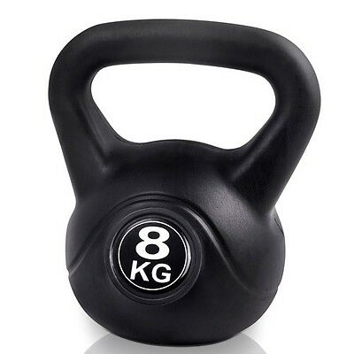 Kettlebells Fitness Exercise Kit 8,10,12 & 16kg