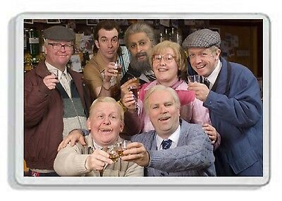 Still Game Classic Tv Show And Dvd Fridge Magnet 2 *great Gift* Uk Seller