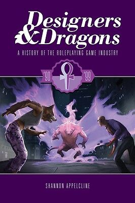 Designers & Dragons: The '90s (Band #3) (Englisch)