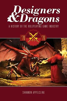 Designers & Dragons: The '70s (Band #1) (Englisch)