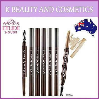 [Etude House] Drawing Eye Brow 0.25g NEW 2016 size up! 7 colors EYEBROW PENCIL