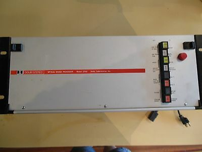 Dolby Stereo Optical Sound Processor CP50 A1PM1590  Cinema Sound Rack Module