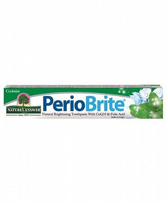 Nature's Answer PerioBrite Whitening Toothpaste 113.4g