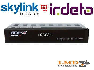 Skylink Ready AMIKO SHD-8550 IRDETO Full HD 1080p Auto FastScan Auto Update PVR