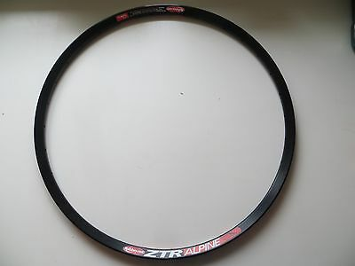 Stans No Tubes ZTR Alpine rim 32h 26in 330g NEW RRP £70 (1026)