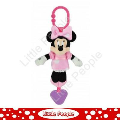 Disney Baby - MINNIE MOUSE ON-THE-GO MUSICAL TOY NEW