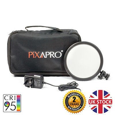 GLOWPAD 112CB LED Light PAD with 9V 2.5A DC Mains Adapter & Padded Case
