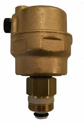 "Caleffi 3/8"" Bottle Air Vent with Check Valve - CA-502530"