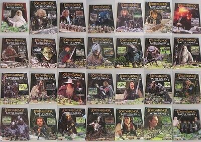 The Lord Of The Rings Battle Games In Middle Earth Magazine - Deagostini