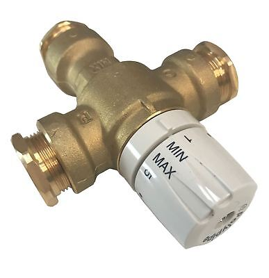 Polypipe 22mm PB21058 UFH Mixing Valve