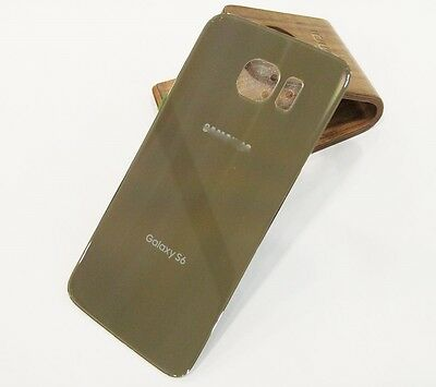 A+ Generic Rear Battery Back Door Cover For Samsung Galaxy S6 G920P Sprint Gold