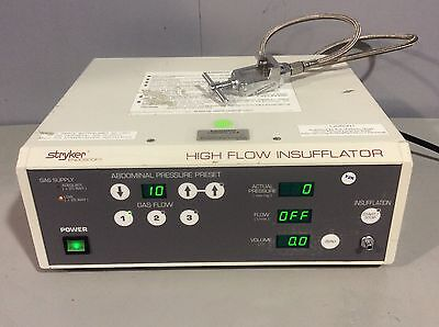Stryker High Flow Insufflator PN-0620-030-200