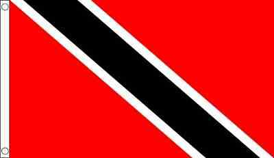 Trinidad And Tobago Flag 5Ft X 3Ft