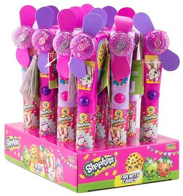 Shopkins Cool Fans 10g x 12