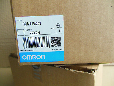 Omron Module Cqm1-Pa203 Free Expedited Shipping Cqm1Pa203 New