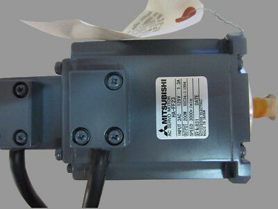 Mitsubishi Servo Motor Ha-Ff23 Free Expedited Shipping Haff23 New