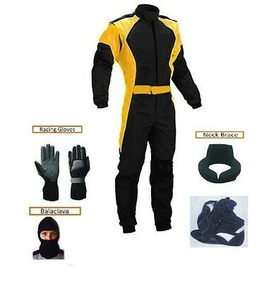 Level 2 Approved CIK/FIA Kart Race Suit Kit