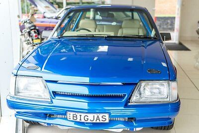 1985 Holden Commodore VK Blue Automatic 3sp A Sedan