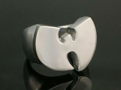 Wu Tang Ring Music Stainless Steel Cool